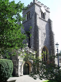 Ruislip Church