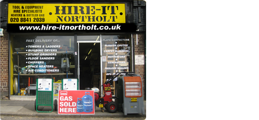 hire it northolt